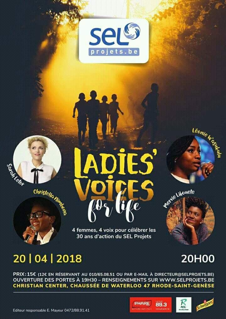 Ladie's voices