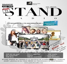STAND Radio 1ère édition